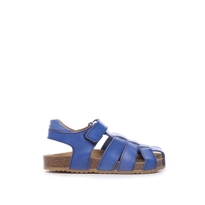 Kemal Tanca Çocuk Derı Çocuk Sandalet Sandalet