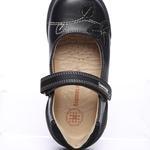 Çocuk Derı Okul Babeti Ayakkabı