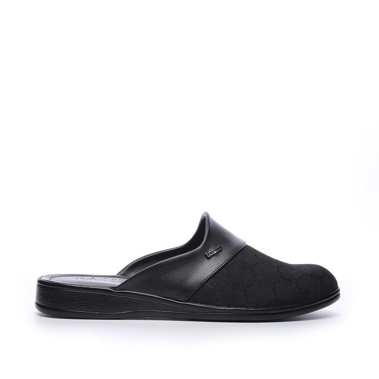 Kemal Tanca Erkek Derı Terlik Ayakkabı