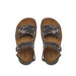 Chılı Çocuk Derı Çocuk Sandalet Sandalet