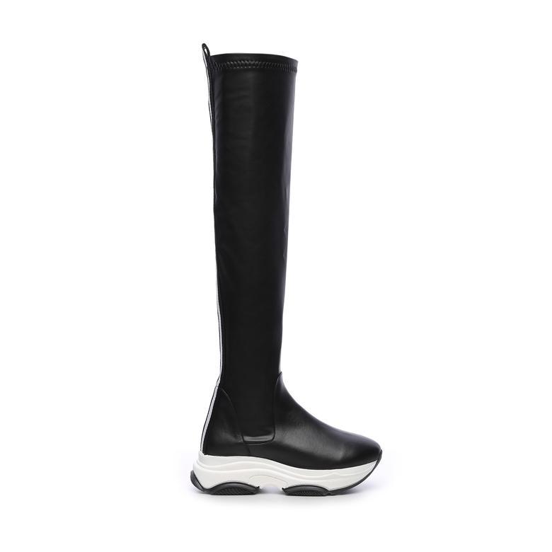 Kemal Tanca Kadın Vegan Çizme Çizme