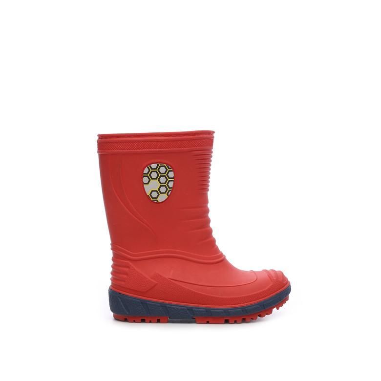G&g Çocuk Derı Yağmur Çizmesi Çizme