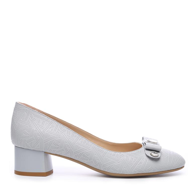 Kemal Tanca Kadın Kalın Topuklu Ayakkabı