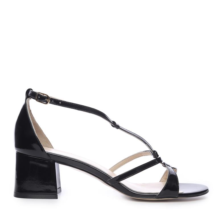 Kemal Tanca Kadın Derı Topuklu Ayakkabı