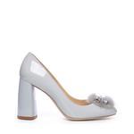 Kemal Tanca Kadın Derı Kalın Topuklu Ayakkabı
