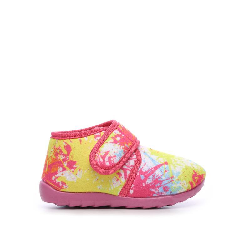Kemal Tanca Çocuk Kumas Panduf Ayakkabı