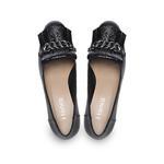 Kemal Tanca Kadın Derı Dolgu Topuklu Ayakkabı