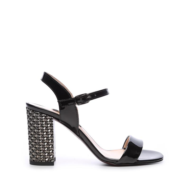 Kemal Tanca Kadın Derı Topuklu Sandalet