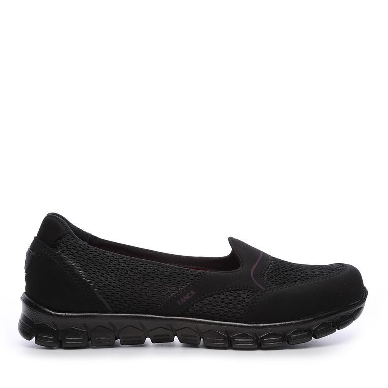 Kemal Tanca Kadın Derı/tekstıl Comfort Ayakkabı