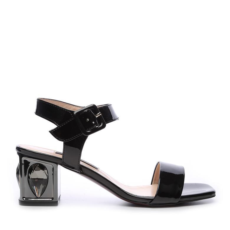 Kemal Tanca Kadın Derı Sandalet Ayakkabı