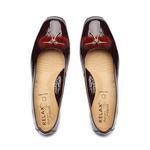 Relax Anatomıc Kadın Derı Mokasen & Loafer Ayakkabı
