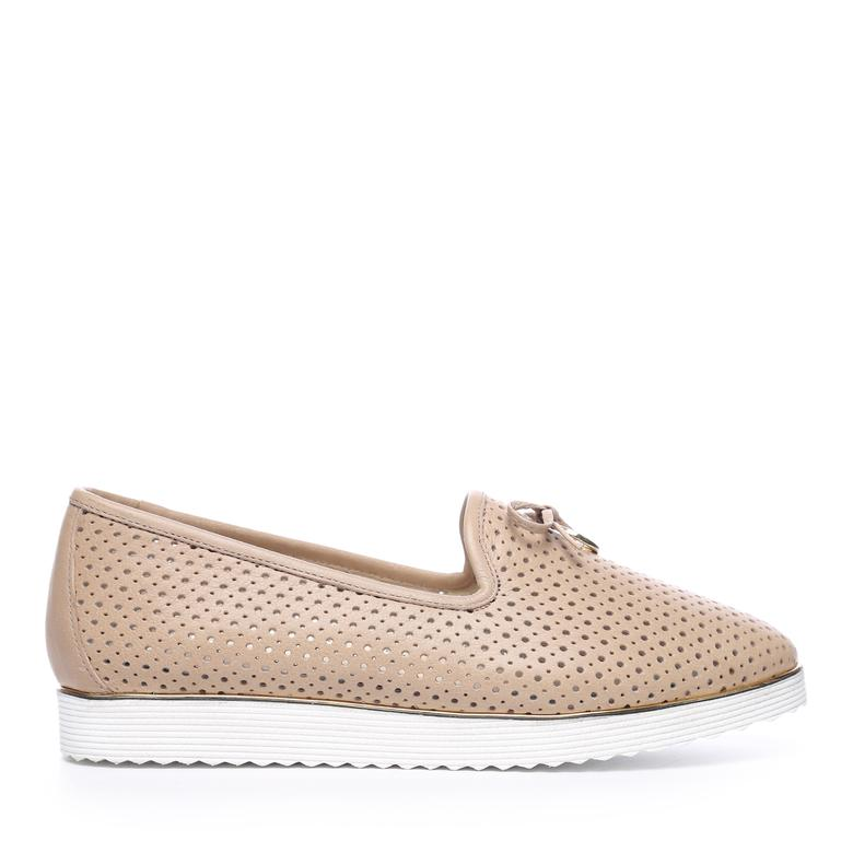 Kemal Tanca Kadın Derı Mokasen & Loafer Ayakkabı