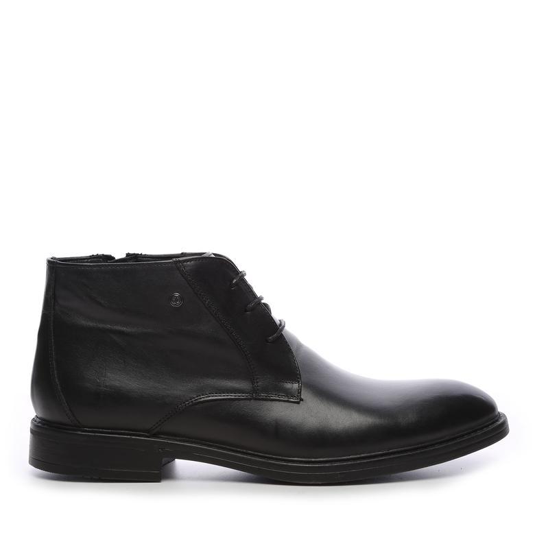 Kemal Tanca Erkek Derı Bot Ayakkabı