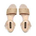 Kemal Tanca Kadın Hasır Ayakkabı Ayakkabı