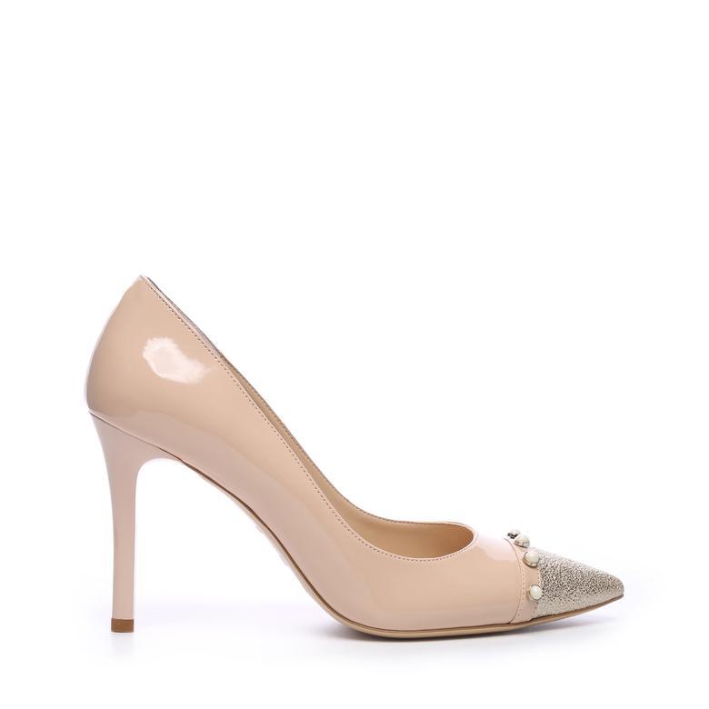 Kemal Tanca Kadın Derı Stiletto Ayakkabı