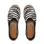 Kemal Tanca Kadın Derı Espardıl Ayakkabı