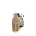 Softwaves Kadın Derı Topuklu Ayakkabı