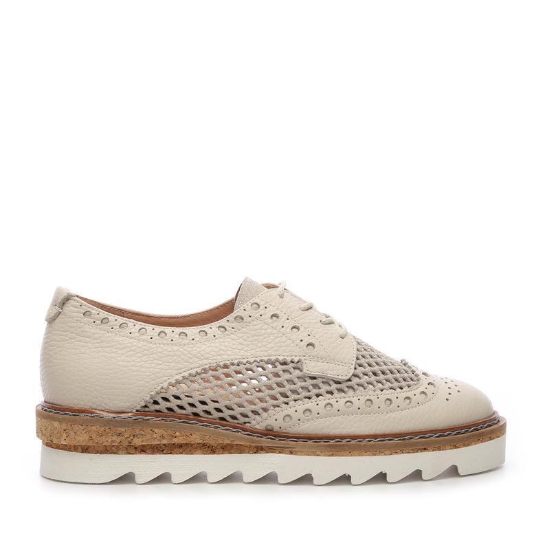 Softwaves Kadın Derı Casual Ayakkabı