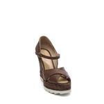 Islabnita Kadın Derı Dolgu Topuklu Ayakkabı