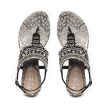 Amanı Kadın Derı Sandalet Sandalet