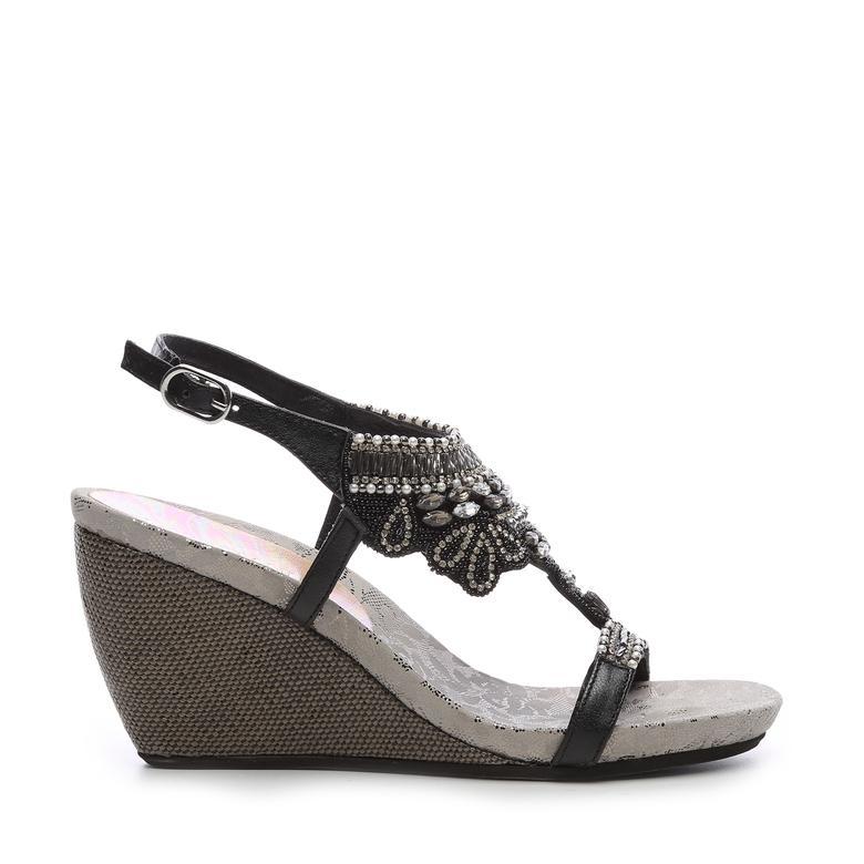 Amanı Kadın Vegan Sandalet Sandalet