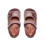 Bıomecanıcs Çocuk Deri Bebe Babet Ayakkabı