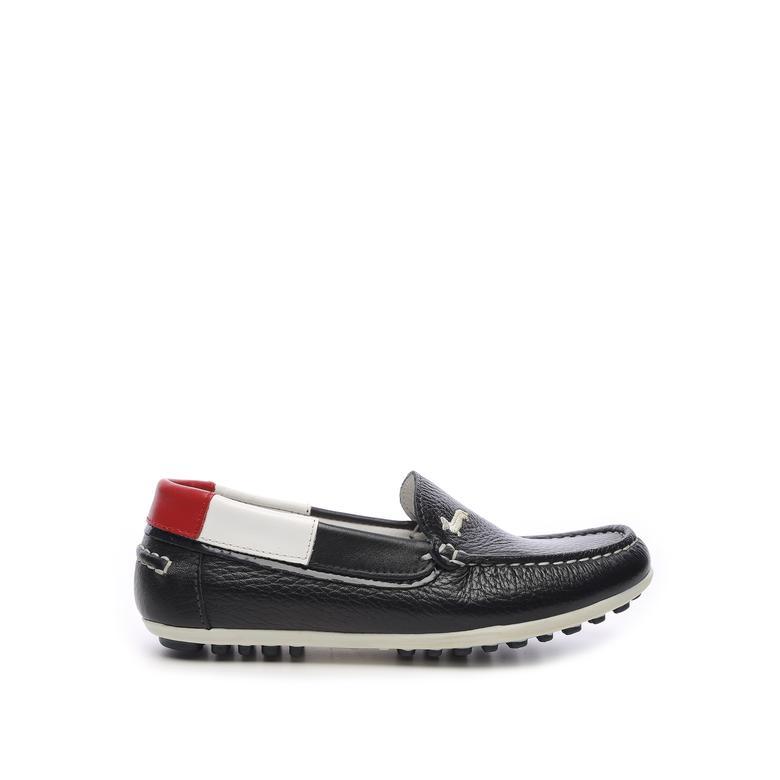 Harmont & Blaine Çocuk Derı Loafer Ayakkabı