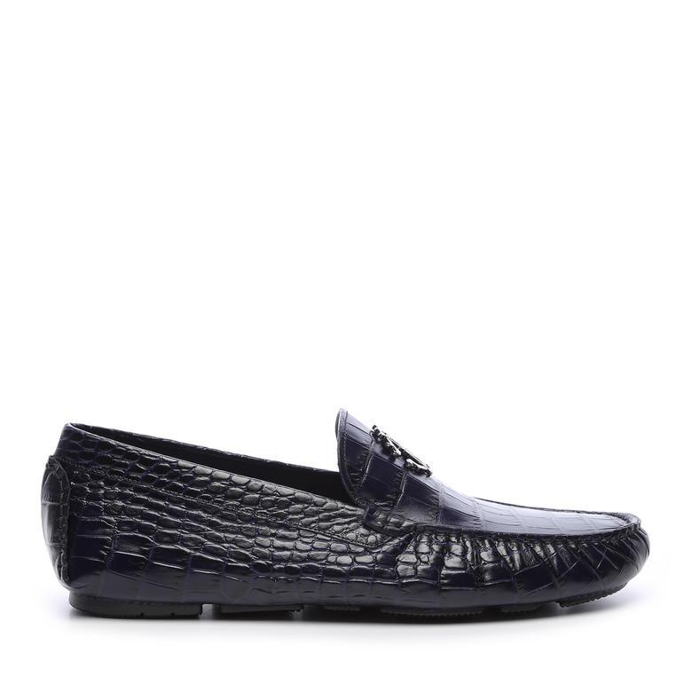 Roberto Cavalli Erkek Derı Rok Ayakkabı