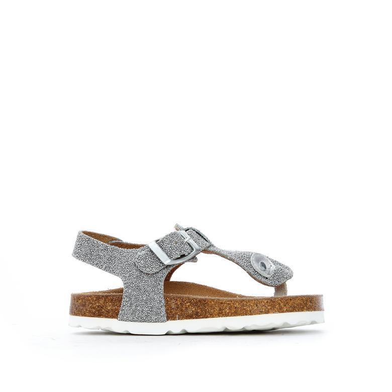 Chılı Çocuk Derı Sandalet Sandalet