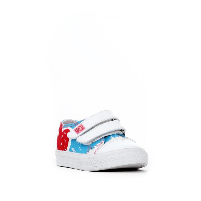 Agatha Çocuk Derı Spor Ayakkabı