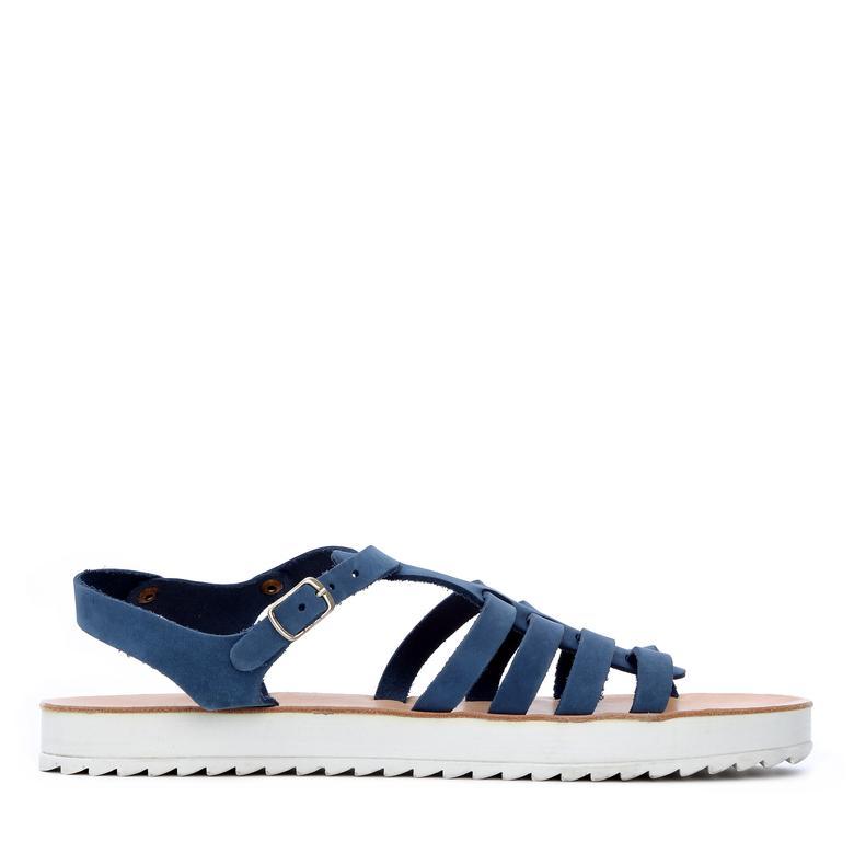 Fantasy Sandals Kadın Derı Spor Sandalet