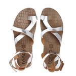 Kemal Tanca Kadın Derı Spor Sandalet