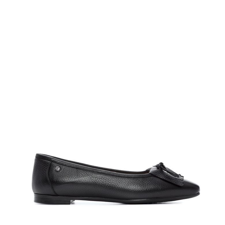 Kemal Tanca Kadın Derı Babet Ayakkabı