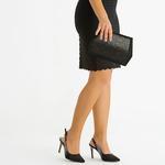 Kemal Tanca Kadın Vegan Abiye Ayakkabı