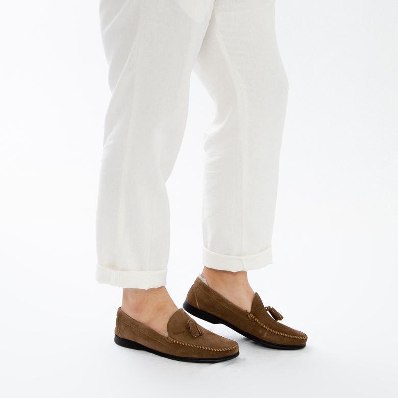 Kemal Tanca Erkek Vegan Drıver Ayakkabı