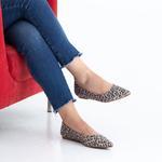 Kemal Tanca Kadın Tekstıl/vegan Babet Ayakkabı