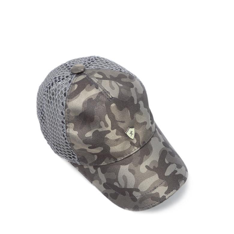 Kemal Tanca Erkek Derı/tekstıl Şapka Şapka